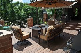 enjoying your deck in winter expert tips from fiberon decking