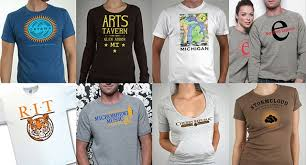 custom t shirts traverse city michigan field crafts