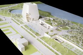Library Design Obama Presidential Library Concept Design Unveiled In Chicago