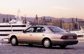 lexus ls400 models lexus ls specs 1995 1996 1997 autoevolution