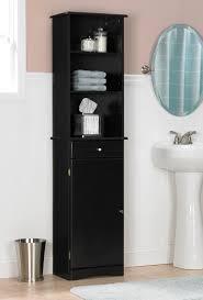 Bathroom Wall Cabinet Espresso Fascinating Ameriwood Espresso Bathroom Storage Cabinet 5303045 On