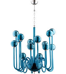 Cyan Design Chandelier Cyan Design 09693 Marilyn 14 Light 32 Inch Polished Nickel