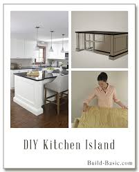 build a kitchen island reader project diy kitchen island by nevin build basic
