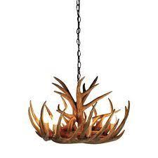 antler chandelier ebay