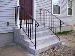 Banister Designs Basic Handrail Wrought Iron Handrail Balustrade Designs Wrought