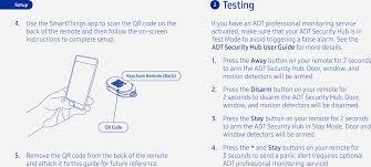 00155 keychain remote user manual users manual nortek security