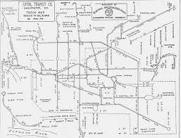 New Orleans Transit Map by Awesome Old Streetcar Photos A Lot Of Them Ghosts Of Dc