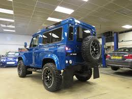 jeep defender for sale used land rover defender 90 suv 2 5 tdi hard top in hainault essex