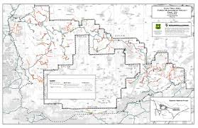 Bwca Map Superior National Forest Map Superior National Forest U2022 Mappery