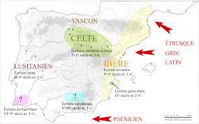 Iberian Peninsula Map Iberian