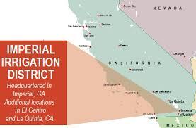 california map desert region imperial irrigation district economic development
