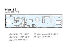 superficie chambre charmant plans de maison plain pied 3 chambres 14 d233tails nb