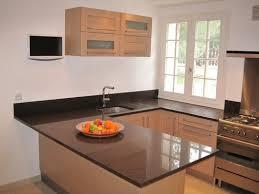 cuisine avec plaque de cuisson en angle beau cuisine avec plaque de cuisson en angle 4 plan de travail