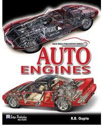 si es auto b iti books auto engines book manufacturer from delhi
