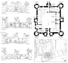 Medieval Floor Plans 84 Best Castle Images On Pinterest Beautiful Places
