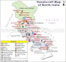 map n in india