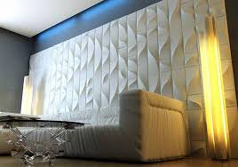 Decorative Wall Panels Adding Chic Carved Wood Patterns To Modern - Wall panels interior design