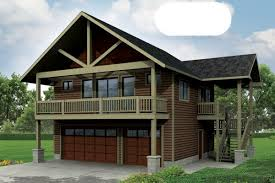 Log Garage Apartment Plans Posts Tagged Loft Cottage Plans U0026 Impressive Rustic Cabin With