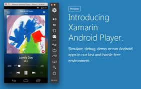 player update for android xamarin android emulator update gerald versluis