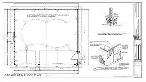 30 X 40 Garage Plans by Plans Smart 30 X 40 Garage Plans 30 X 40 Garage Plans