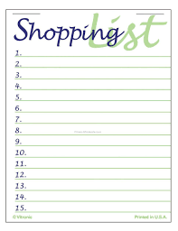 List Template To Buy List Template Project Status Sheet