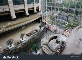 shanghai china 16 october 2016 hyatt stock photo 582245203