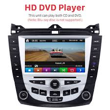 tuner honda inch gps navigation system bluetooth for 2003 2004 2005 2006 2007