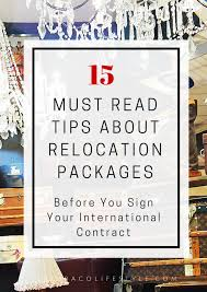 15 things to know about relocation packages before you sign your