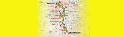 Tour De France Map by Road Bike Action Tour De France Stage 9 Preview