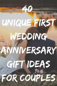 Best Gift For Husband On First Wedding Anniversary