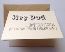 dad card father u0027s day card dad birthday card funny