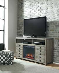 ashley electric fireplace media center video furniture tv stand