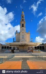 pilgrimage to fatima basilica our fatima portugal catholic pilgrimage shrine ourem