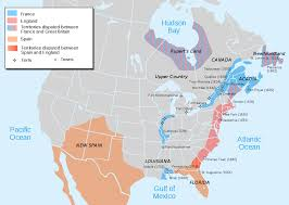 Map Of North America And South America With Countries by Queen Anne U0027s War Wikipedia