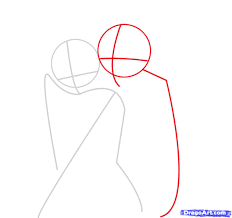 how to draw a boy and step by step anime people anime
