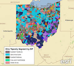 Map Of Findlay Ohio by Examining Ohio U0027s Political Leanings U2013 Pam Allison