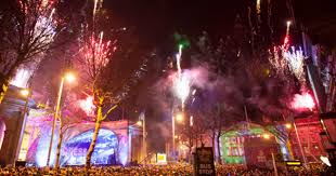 new year s celebrations live new year s dublin recap of the capital s celebrations