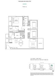 Madison Residences Floor Plan by Highline Residences Tiong Bahru Call 6100 0607 Showflat Hotline