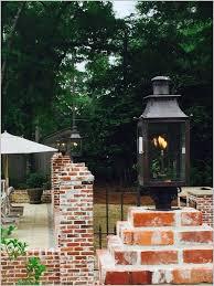 outdoor gas light parts modern looks interior french quarter lanterns gas lanterns atlanta outdoor