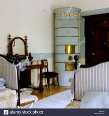 century bedroom furniture 19th century bedroom with period furniture and ceramic stove in