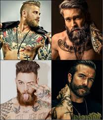 gorgeous mens hairstyles with beards 2018 pretty hairstyles com