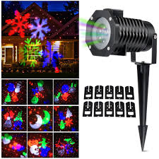 Outdoor Light Projectors Christmas by Amazon Com Christmas Laser Light Newest Version Ucharge