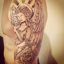 angel tattoos and designs page 551
