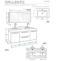 standard mirror sizes for bathrooms mirror double vanity dimensions standard lavatory sink cabinet sizes