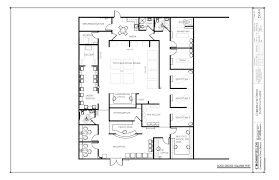 rehabilitation center floor plan gym layout planner agile methodology templates