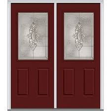 Home Depot 2 Panel Interior Doors by Red Front Doors Exterior Doors The Home Depot