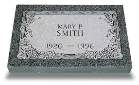 cemetery markers single granite markers individual granite cemetery markers for one