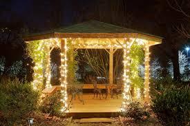 Drape Lights Weddings Garden Gazebo Lights Jackson Gazebo Front Dallas Drape Lighting