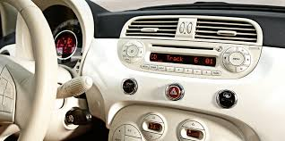 Fiat 500 Interior Why I Want A Fiat 500 Reasons 1 100 White Cabana