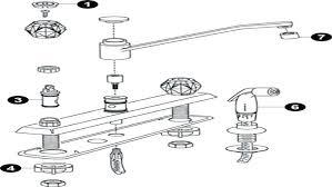 moen single handle kitchen faucet parts moen kitchen faucet parts diagram s s moen single handle kitchen